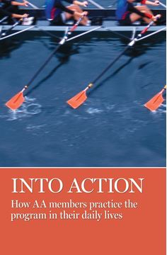 Into Action - Stories from AA Grapevine (SOFT COVER BOOK)
