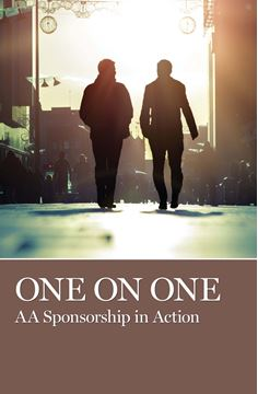 One on One: AA Sponsorship in Action - Books - Grapevine Store