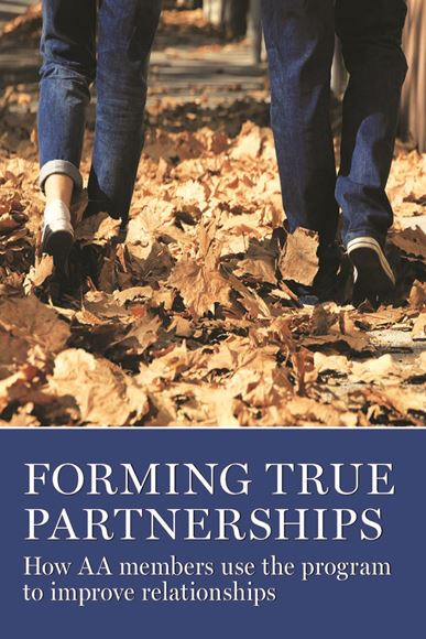 Forming True Partnerships - Books - AA Grapevine Online Store