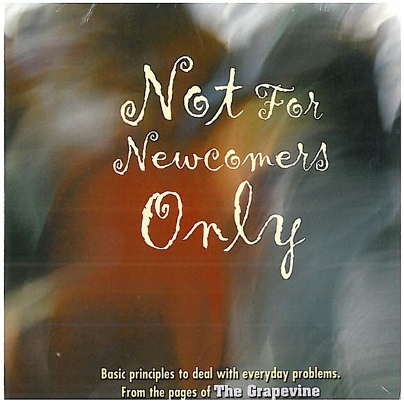 Picture of Not for Newcomers Only CD