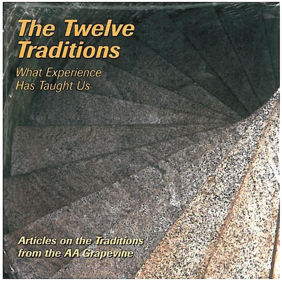 Picture of The Twelve Traditions CD
