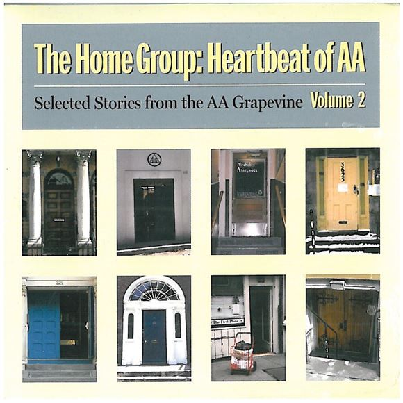 Picture of The Home Group: Heartbeat of AA, Vol. 2 (CD)