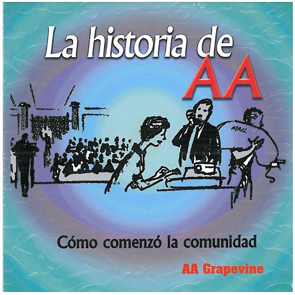 Picture of La Historia De AA (CD)