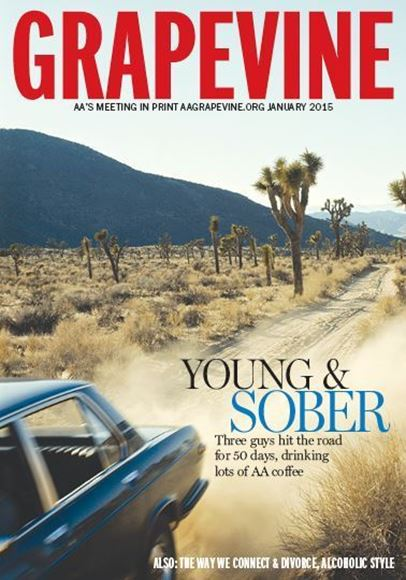 Grapevine Back Issue - January 2015