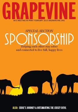 GRAPEVINE BACK ISSUE - FEBRUARY 2015