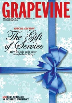 GRAPEVINE BACK ISSUE - DECEMBER 2015