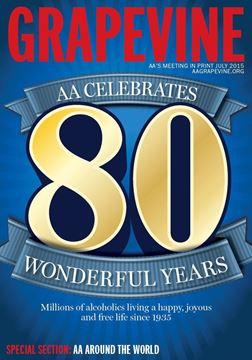 GRAPEVINE BACK ISSUE - JULY 2015