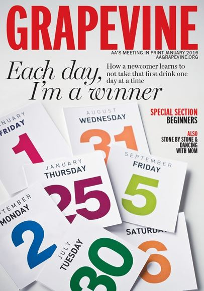 GRAPEVINE BACK ISSUE - JANUARY 2016