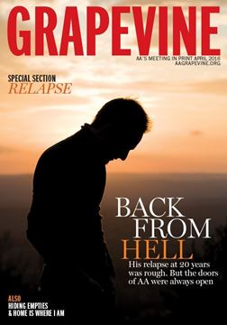 GRAPEVINE BACK ISSUE - APRIL 2016
