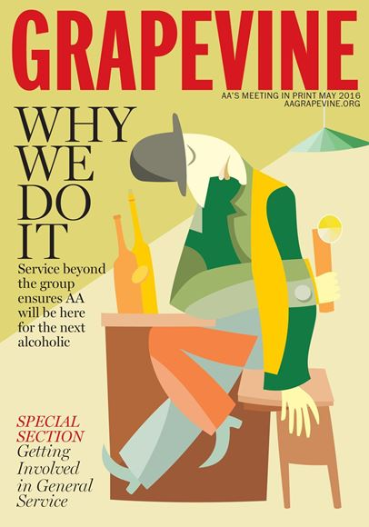GRAPEVINE BACK ISSUE - MAY 2016