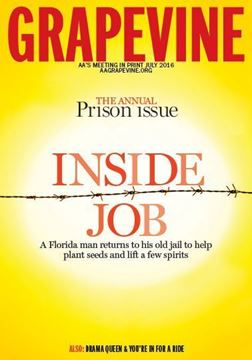 GRAPEVINE BACK ISSUE - JULY 2016