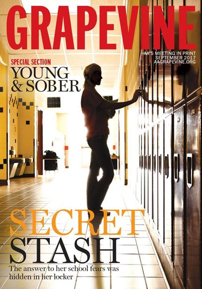 Picture of Grapevine Back Issue (September 2017)
