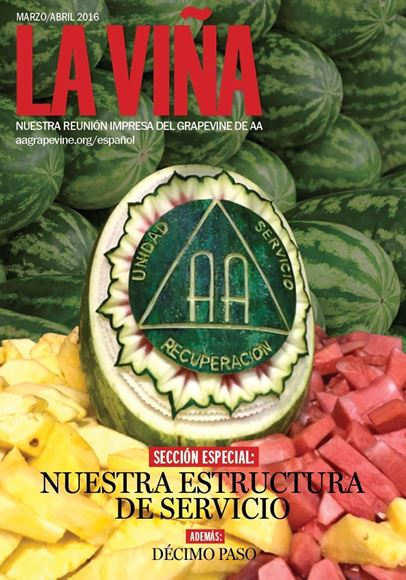 Picture of La Viña Back Issue (March/April 2016)