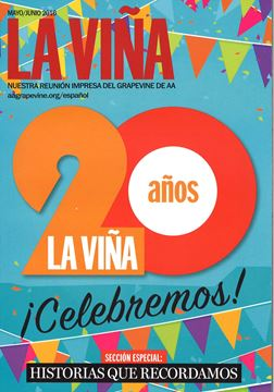 Picture of LA VINA BACK ISSUE - MAY/JUNE 2016