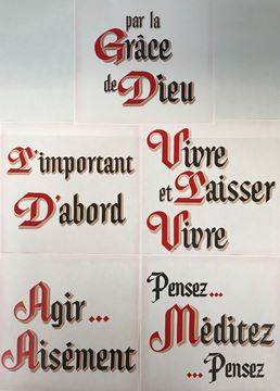 Picture of SLOGANS (JEU DE 5)