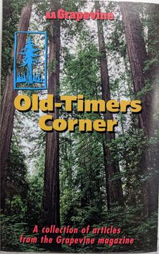 Picture of Old-Timers Corner (Cassette)