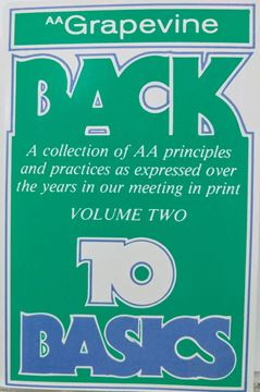 Picture of Back to Basics, Volume 2 (Cassette)