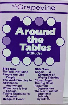 Picture of Around the Tables: Attitudes (Cassette)