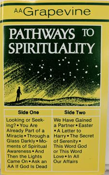 Picture of Pathways to Spirituality (Cassette)