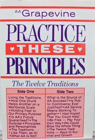 Picture of Practice These Principles (Cassette)