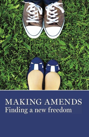 Making Amends: Finding a new freedom ebook | AA Grapevine Online Store