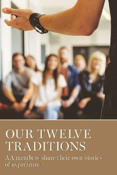 Our Twelve Traditions ebook   AA Grapevine Store