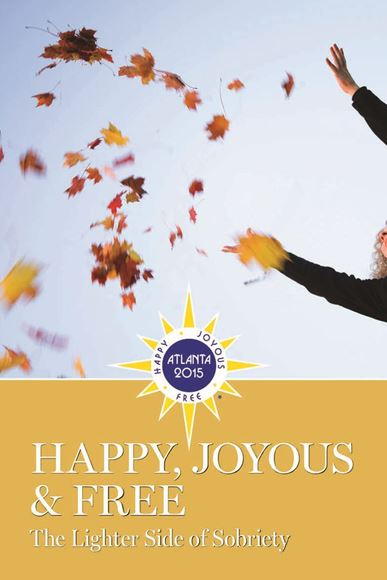 Happy, Joyous & Free (eBook) | AA Grapevine