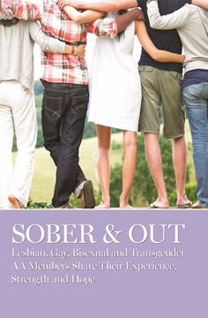 Sober & Out (ebook) | AA Grapevine Store