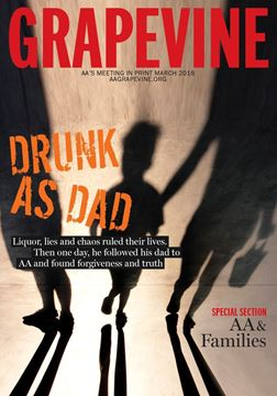 Picture of GRAPEVINE BACK ISSUE - MARCH 2018
