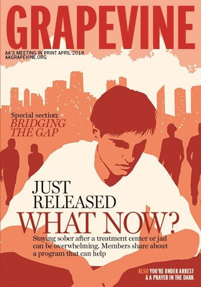 Picture of GRAPEVINE BACK ISSUE - APRIL 2018