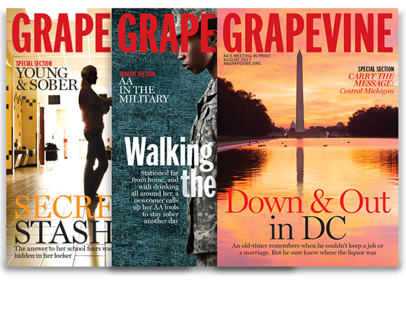 US One Year Grapevine Print Subscriptions
