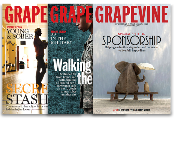 Canada One Year Grapevine - Print Subscriptions