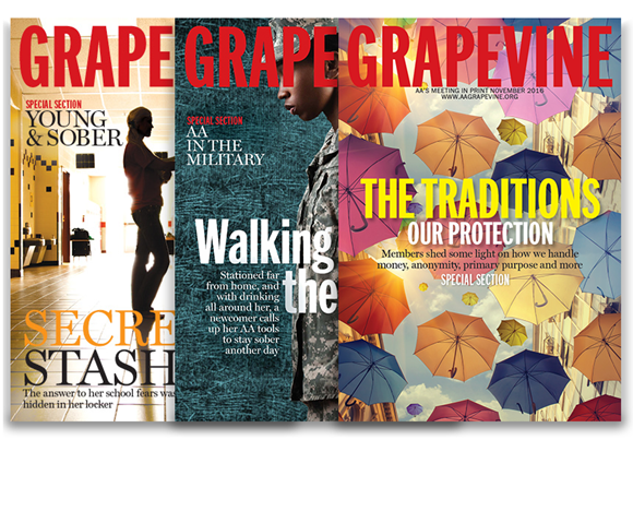 Picture of International One Year Grapevine Print Subscription