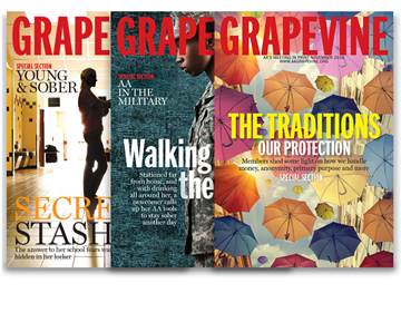Picture of International Two Years Grapevine Print Subscription