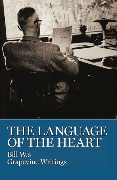 Language of the Heart (Hard Cover) - Books - AA Grapevine Store