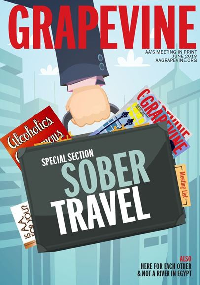 Picture of Grapevine Back Issue (June 2018)