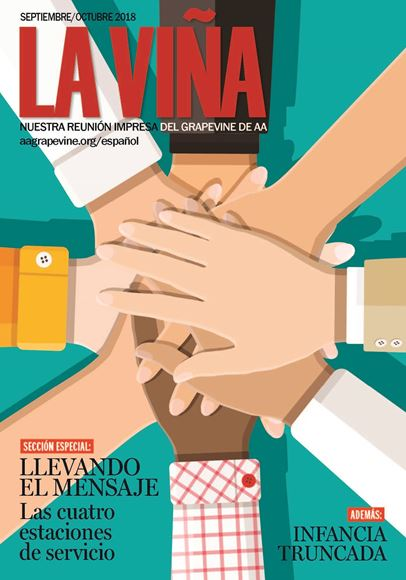 Picture of LA VINA BACK ISSUE - SEPTEMBER/OCTOBER 2018
