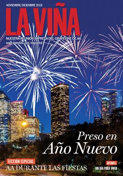 Picture of La Viña Back Issue (November/December 2018)