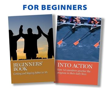 For Beginners Book Set - Books - AA Grapevine Online Store