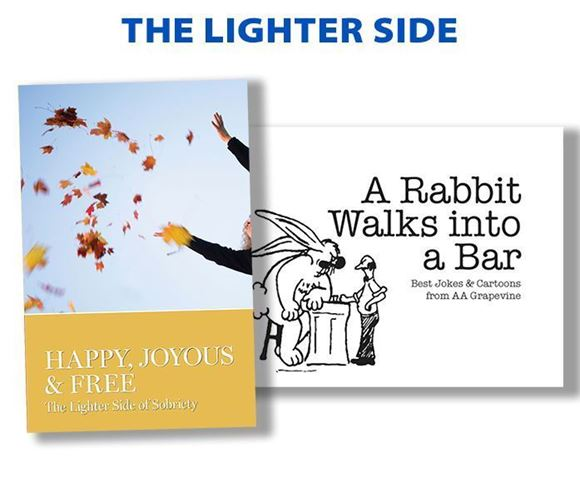 The Lighter Side Book Set - Books - AA Grapevine Online Store