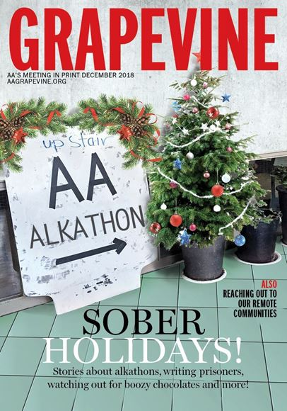 Picture of GRAPEVINE BACK ISSUE - DECEMBER 2018