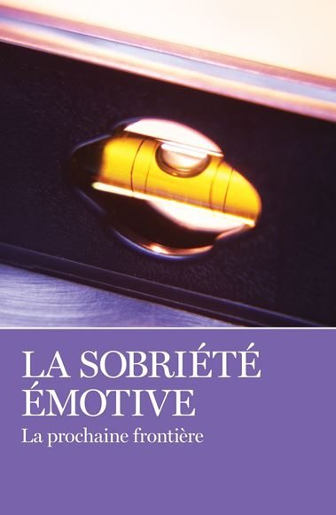 Picture of LA SOBRIÉTÉ ÉMOTIVE