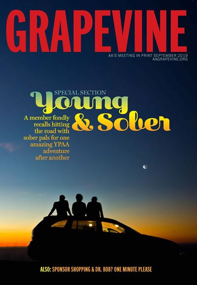 Picture of Grapevine Back Issue (September 2019)