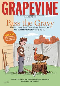 Picture of GRAPEVINE BACK ISSUE - NOVEMBER 2019