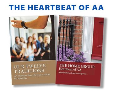 The Heartbeat of AABook Set - Books - AA Grapevine Online Store