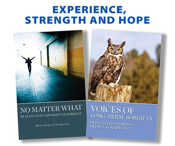 Experience, Strength and Hope Book Set - Books - AA Grapevine Online Store