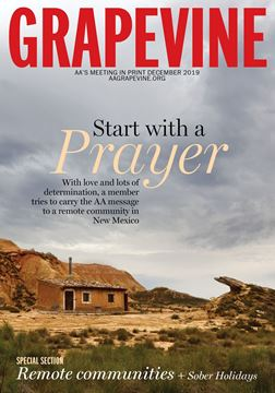 Picture of GRAPEVINE BACK ISSUE - DECEMBER 2019