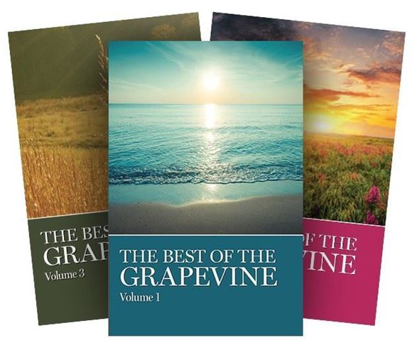 Picture of The Best of the Grapevine: Volumes 1, 2 & 3