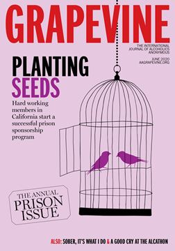 Picture of Grapevine Back Issue (June 2020)