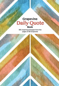 Picture of The Grapevine Daily Quote Book (New Cover)